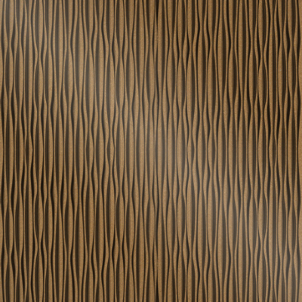 Vinyl Wall Covering Dimension Walls Ganges Vertical Gold