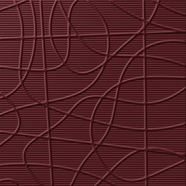 Dimensional Panels Dimension Walls Wired Marsala