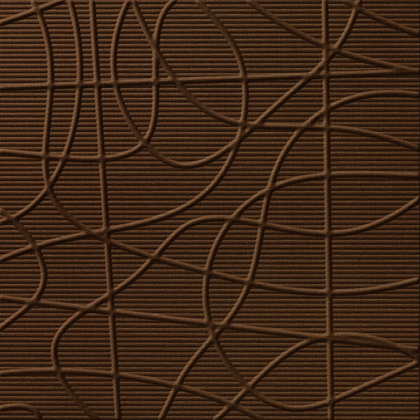 Dimensional Panels Dimension Walls Wired Linen Chestnut