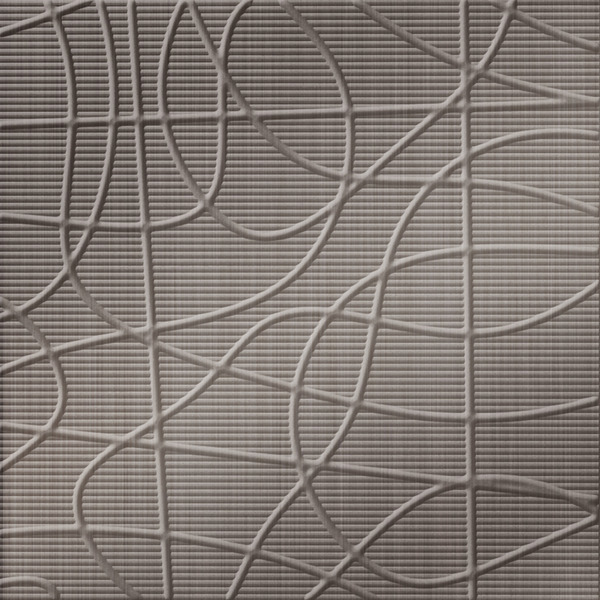 Dimensional Panels Dimension Walls Wired Brushed Nickel