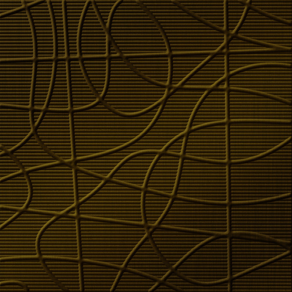Dimensional Panels Dimension Walls Wired Rubbed Bronze