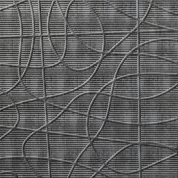 Dimensional Panels Dimension Walls Wired Etched Silver