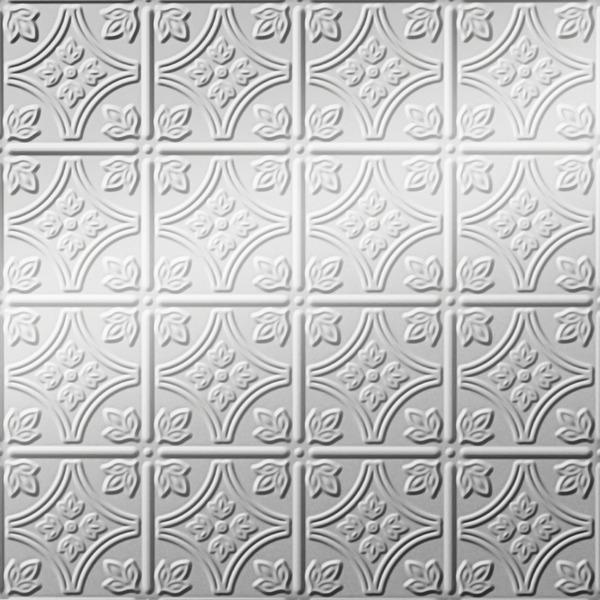 Vinyl Wall Covering Dimension Walls Kaleidoscope Metallic Silver