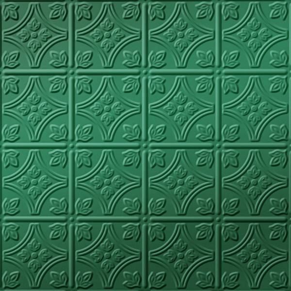 Vinyl Wall Covering Dimension Walls Kaleidoscope Metallic Green