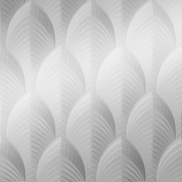 Vinyl Wall Covering Dimension Walls Dubai Metallic Silver