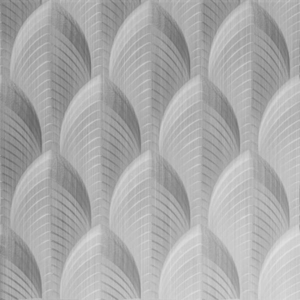 Dimensional Panels Dimension Walls Dubai Brushed Aluminum