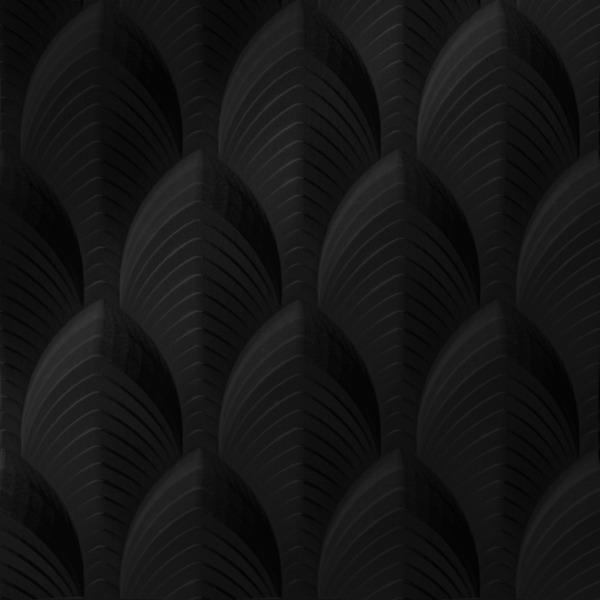 Dimensional Panels Dimension Walls Dubai Polished Ebony