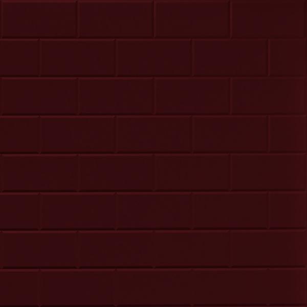 Vinyl Wall Covering Dimension Walls Brickyard Marsala