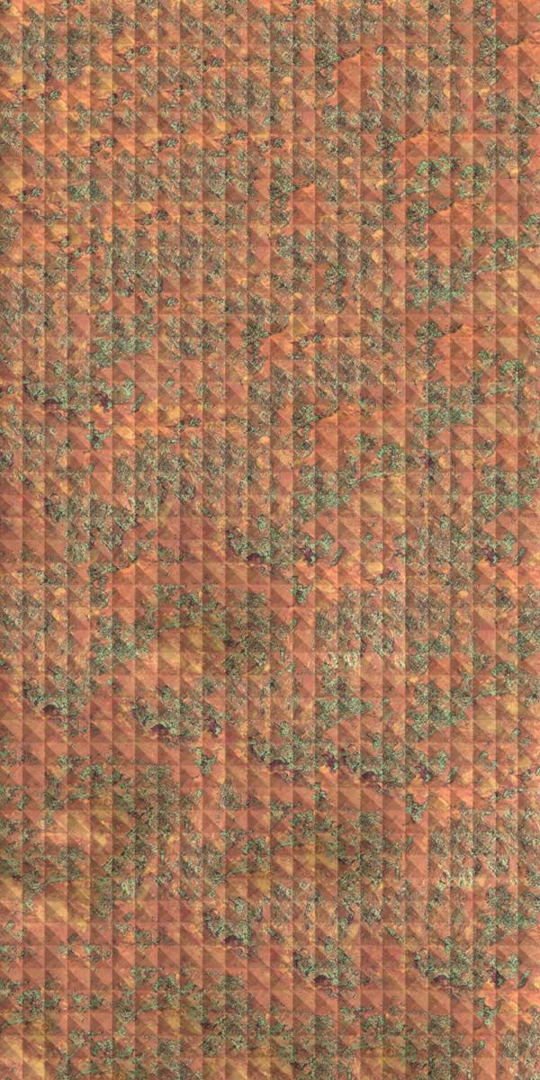 Vinyl Wall Covering Dimension Walls Pillar Copper Patina