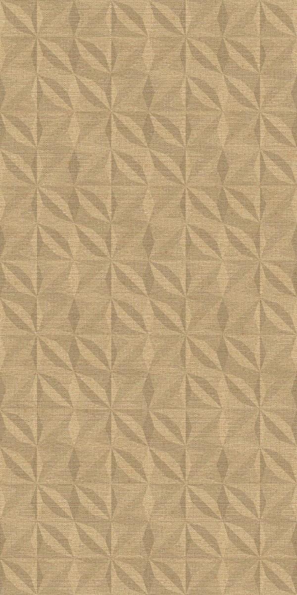 Vinyl Wall Covering Dimension Walls Flower Linen Ecru