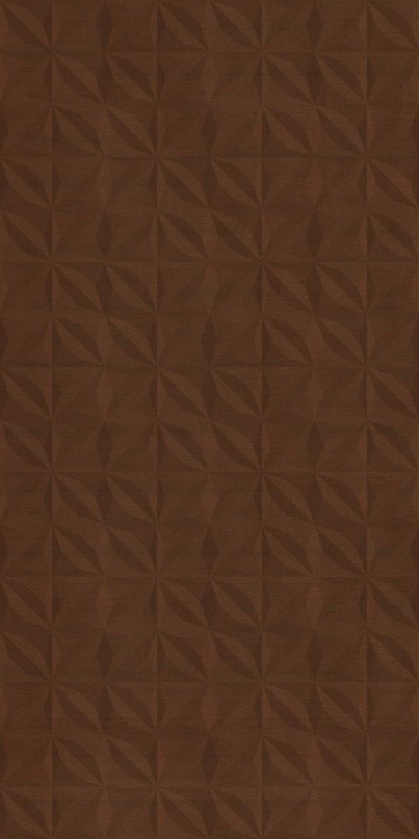 Vinyl Wall Covering Dimension Walls Flower Linen Chestnut