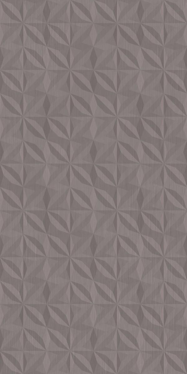 Vinyl Wall Covering Dimension Walls Flower Brushed Nickel