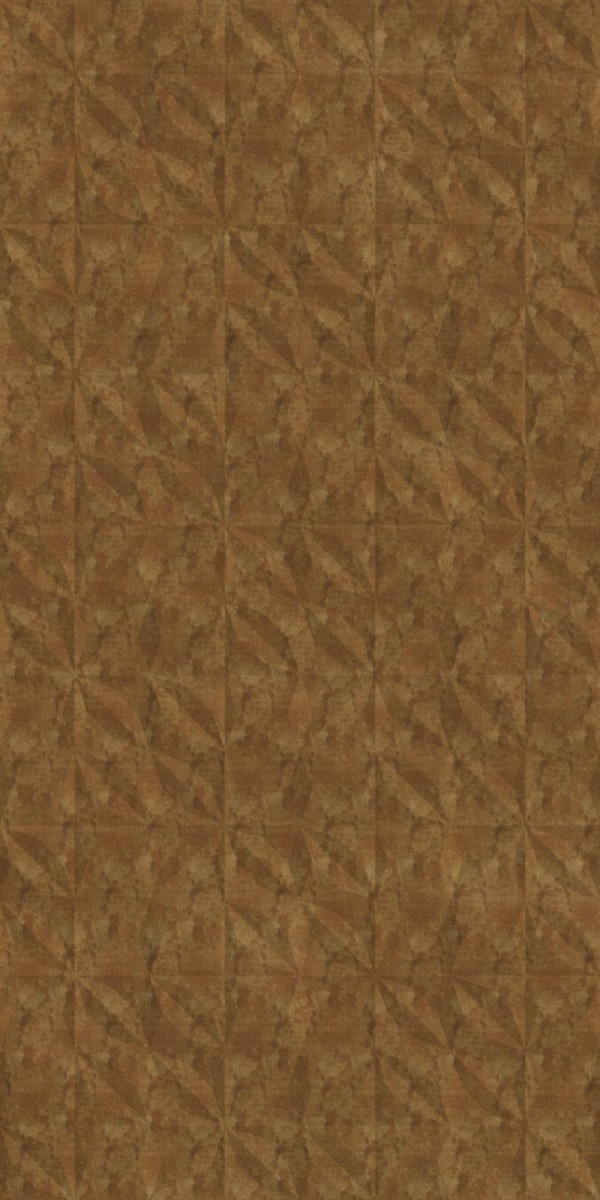 Vinyl Wall Covering Dimension Walls Flower Aged Gold