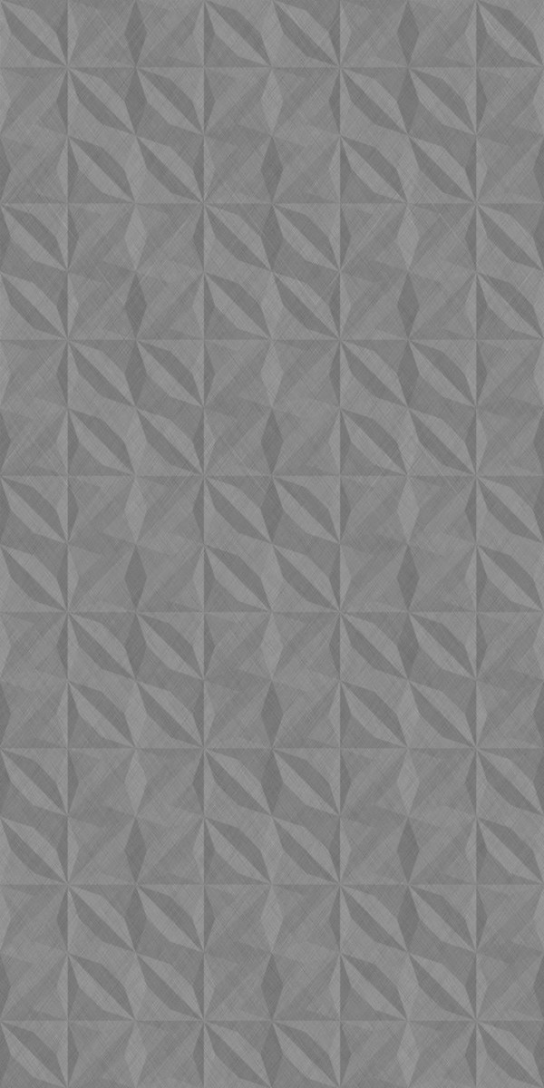 Vinyl Wall Covering Dimension Walls Flower Silver Crosshatch