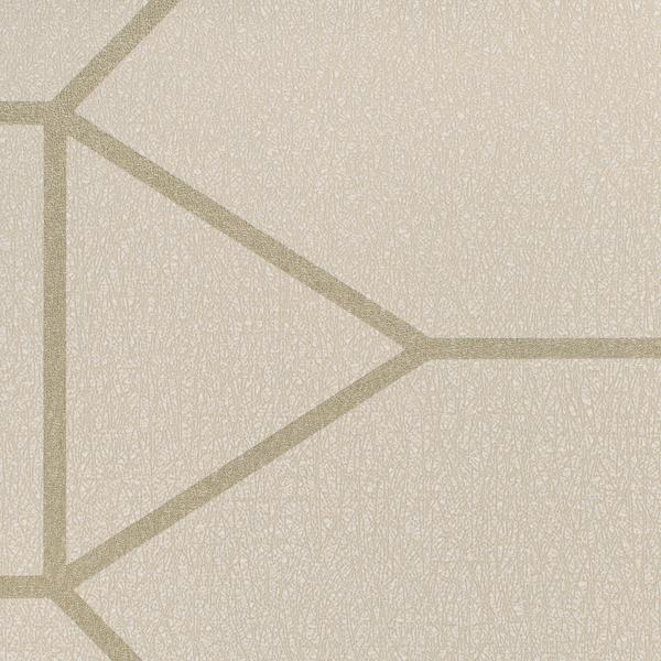 Vinyl Wall Covering Jonathan Mark Designs Katana Geo Golden Road