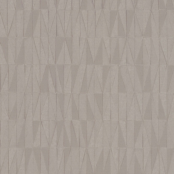 Vinyl Wall Covering Candice Olson Couture Geometrica Nickel
