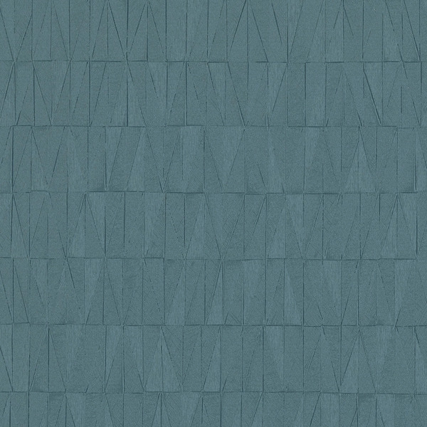 Vinyl Wall Covering Candice Olson Couture Geometrica Reef