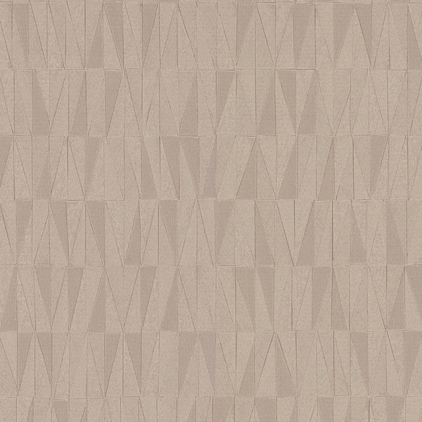 Vinyl Wall Covering Candice Olson Couture Geometrica Sandstone