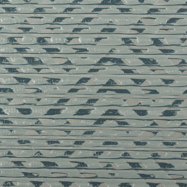Specialty Wallcovering Handcrafted Alloy Lagoon