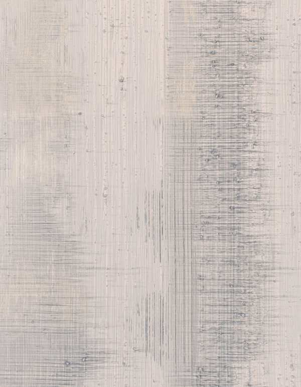Specialty Wallcovering Handcrafted Soriano Silver Dollar
