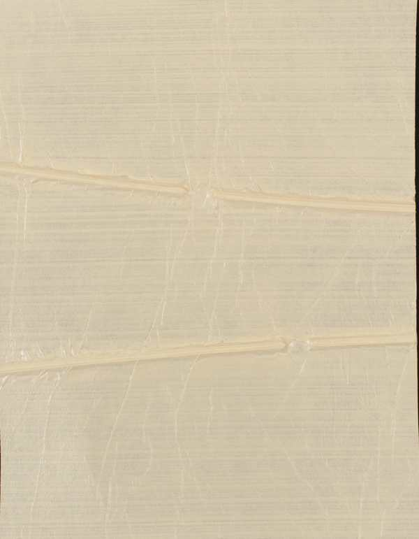 Specialty Wallcovering Handcrafted Sullivan White Lily