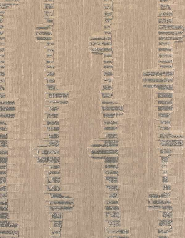 Specialty Wallcovering Handcrafted Aster Orbit