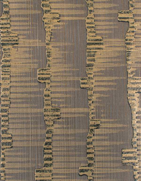 Specialty Wallcovering Handcrafted Aster Supernova