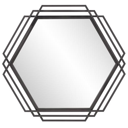 Industrial Industrial Raven Mirror