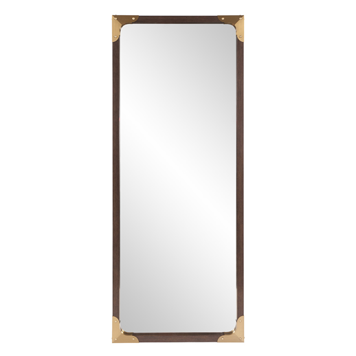 Industrial Industrial Rogers Dressing Mirror