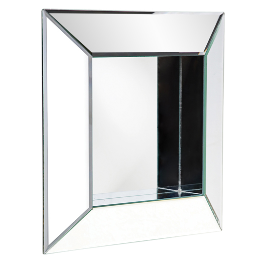 Contemporary Contemporary Amalfi Mirror