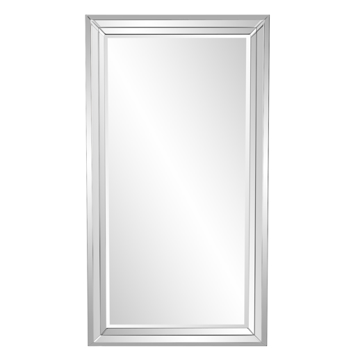 Contemporary Contemporary Omni Mirror