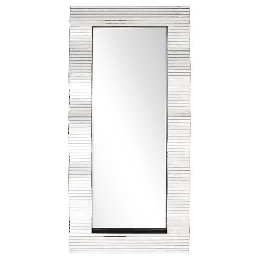 Contemporary Contemporary Waverly Mirror