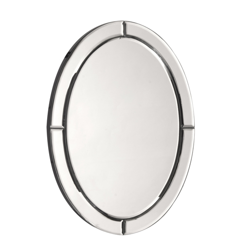 Contemporary Contemporary Opal Mirror