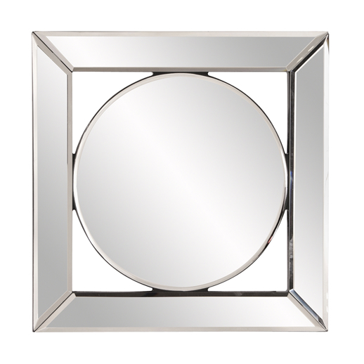 Contemporary Contemporary Lula Mirror