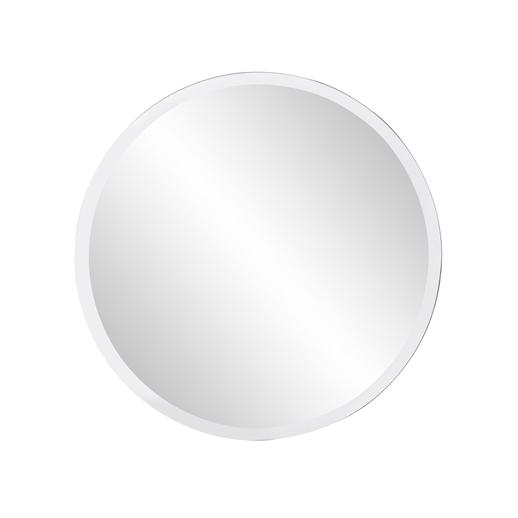 Contemporary Contemporary Round Mirror