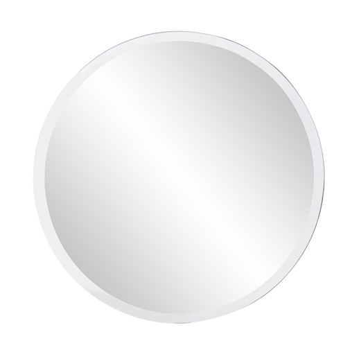 Contemporary Contemporary Round Mirror