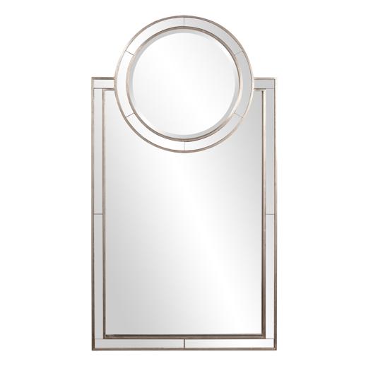 Contemporary Contemporary Cosmopolitan Mirror