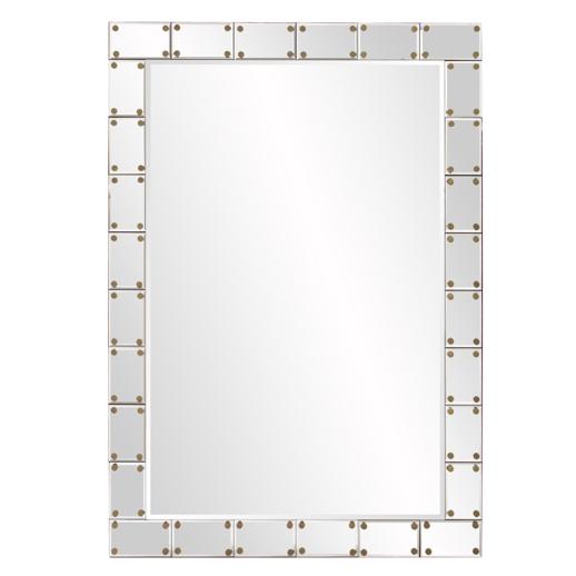 Industrial Industrial Remington Mirror