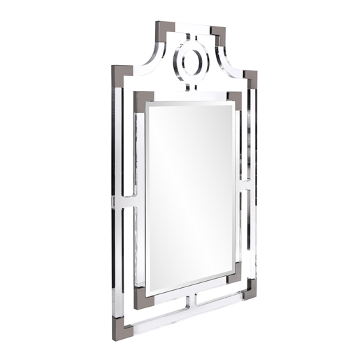 Contemporary Contemporary Phoebe Mirror