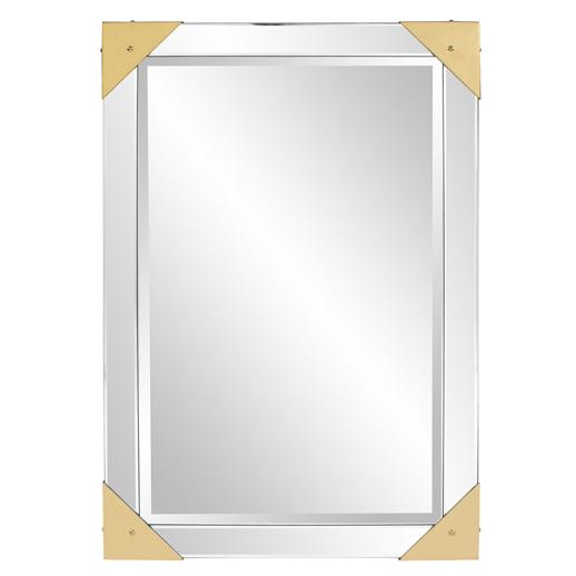 Contemporary Contemporary Skylar Mirror