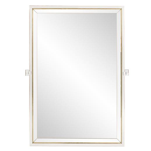 Contemporary Contemporary Axel Rectangular Mirror