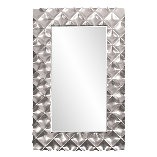Contemporary Contemporary Krystal Mirror