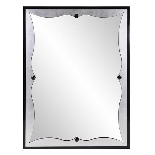 Contemporary Contemporary McKnight Mirror