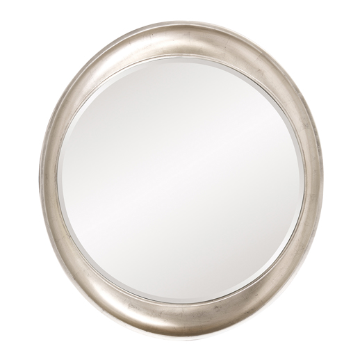 Contemporary Contemporary Ellipse Mirror