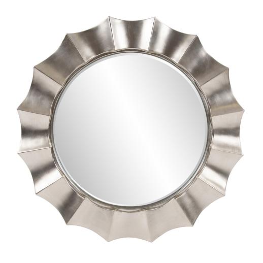 Contemporary Contemporary Corona Mirror