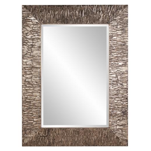 Contemporary Contemporary Linden Rectangle Mirror
