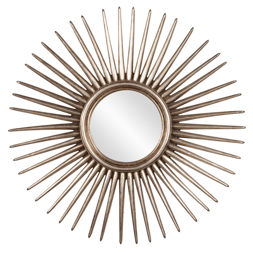 Contemporary Contemporary Cascade Mirror