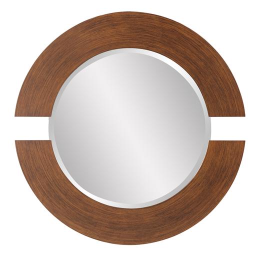Contemporary Contemporary Orbit Mirror