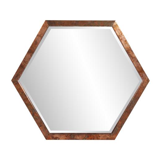 Contemporary Contemporary Felix Mirror