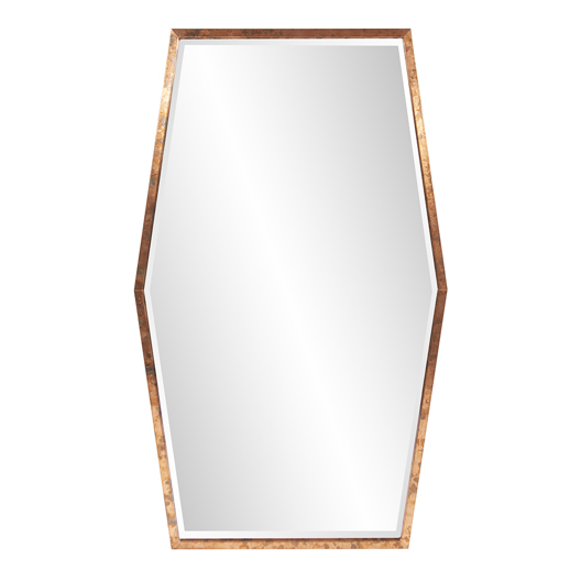 Contemporary Contemporary Dekland Mirror
